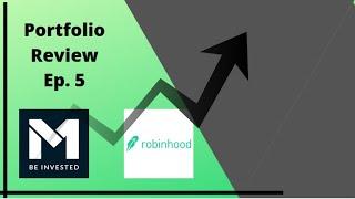 Portfolio Review   Episode 3   Market Drop? Sell out?