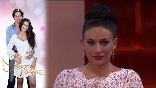 Maricruz Se Reencuentra Con Miguel  Corazón Indomable   Televisa