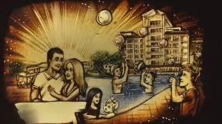 Фильм «Симфония песка «Аквамарин» 2016