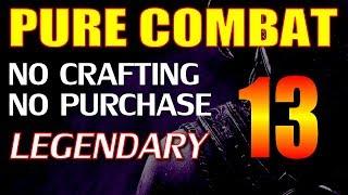 Extreme Skyrim Pure Combat Walkthrough NO CRAFTING Part 13: The Black Star - Ilinalta's Deep 2