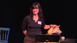 A Journey with Dogs: Michelle Phillips at TEDxWhitehorse