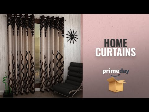 Monsoon Sale: Up To 70% Off Curtains: Home Sizzler 2 Piece Eyelet Polyester Door Curtain - 7ft,