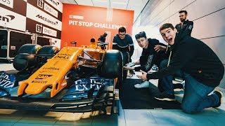 Schaffe ich es in die Formel 1 als Mechaniker?