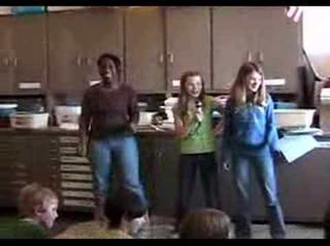 Cossitt 6th grade Science Karaoke Review November 2006