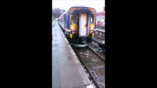 ScotRail and Edinburgh Waverley Announcements