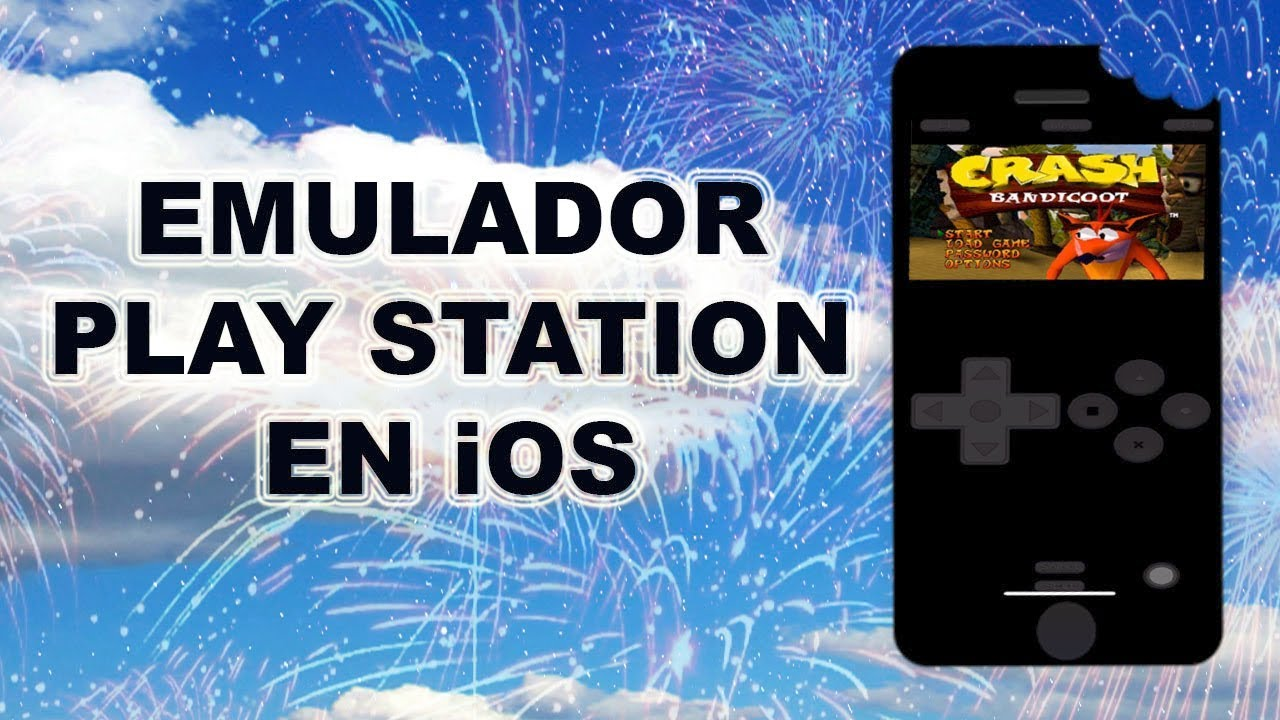 emulador playstation iphone sin jailbreak