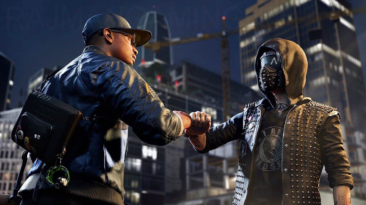 Pictures Of Watch Dogs 2: Demo Gameplay E3 2016 @ 1080p HD