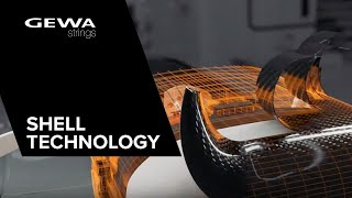 GEWA Cases Shell Technology | All the different variations of GEWA Cases and our Technology