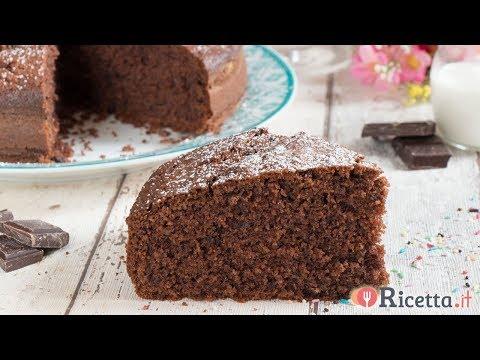 Torta al cioccolato facilissima - Ricetta.it