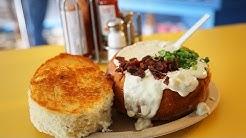 California Dream Eater visits Splash Caf in Pismo Beach