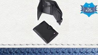 Видео обзор мужского бумажника Dr.Bond M1 черный