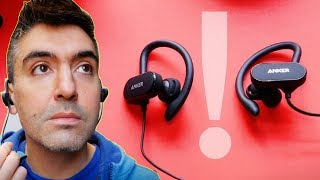 Anker Soundbuds Curve Review: Budget Earbuds Workout!