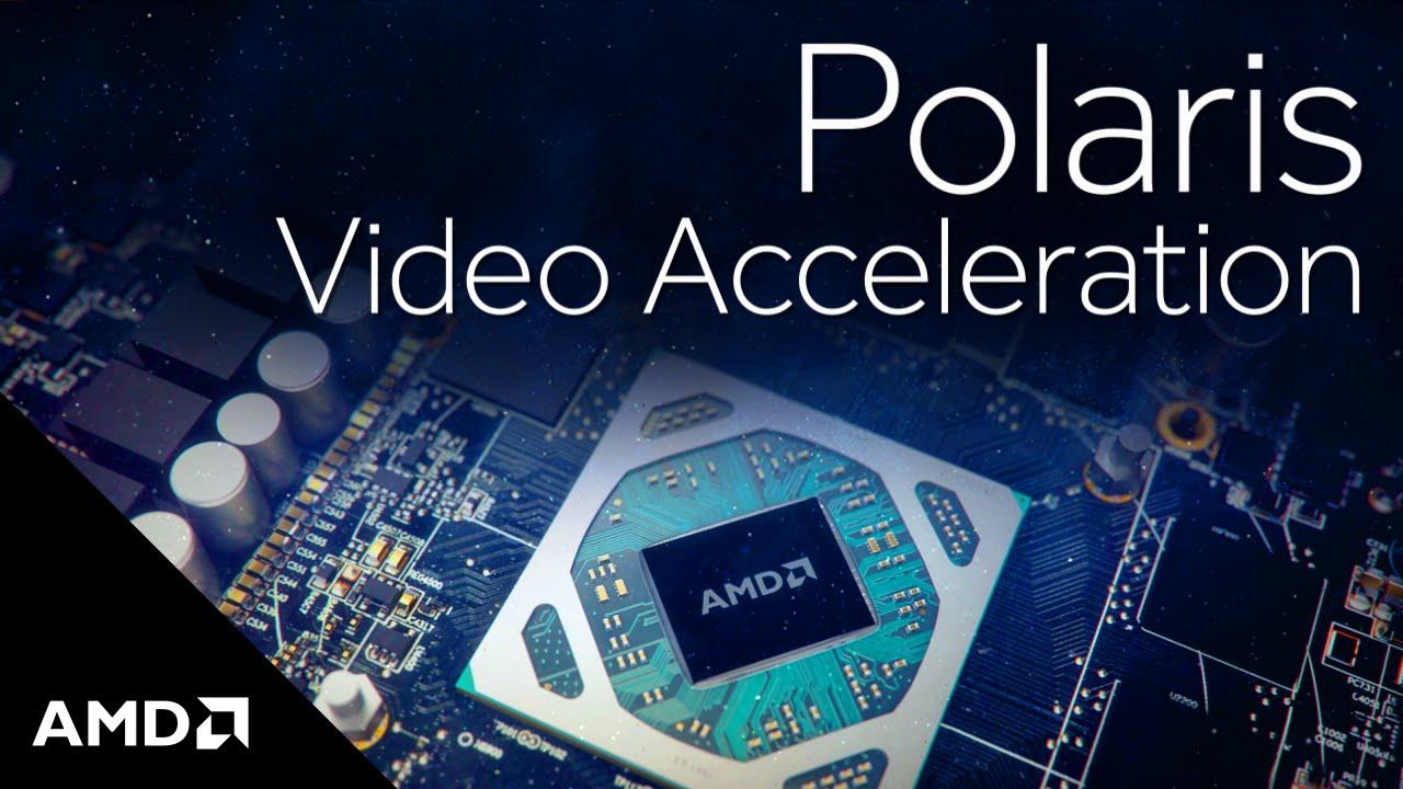 Radeon RX Series: Video Encode and Decode