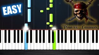 Baixar He's a Pirate - EASY Piano Tutorial by PlutaX