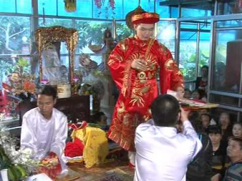 hầu bóng việt nam đón tiệc Mẫu cửu trùng - thanh đồng Nguyễn Thành Trung