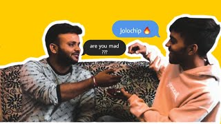 Hottest Jolochip Challenge with Brother and Friend !