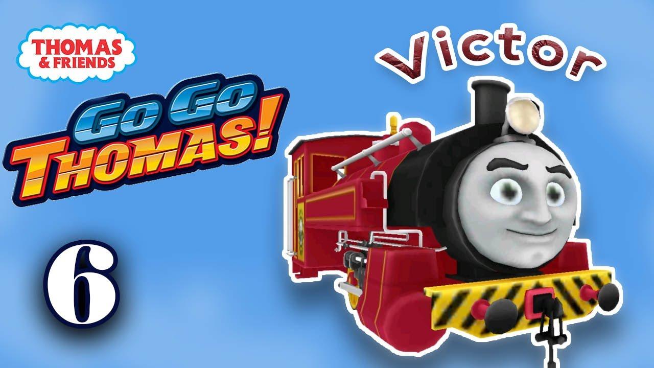 Thomas & Friends: Go Go Thomas (Victor) Kids Train Racing Adventures Part 6