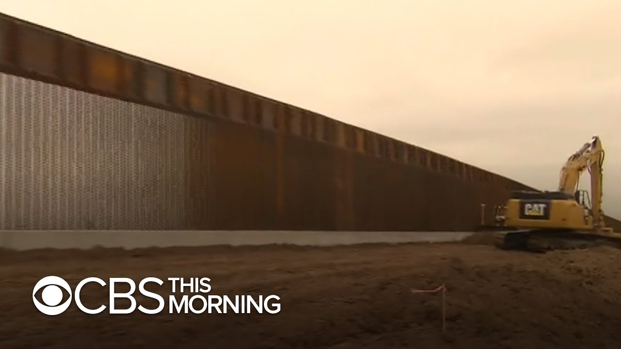 Download Reality check on the status of border wall, apprehensions