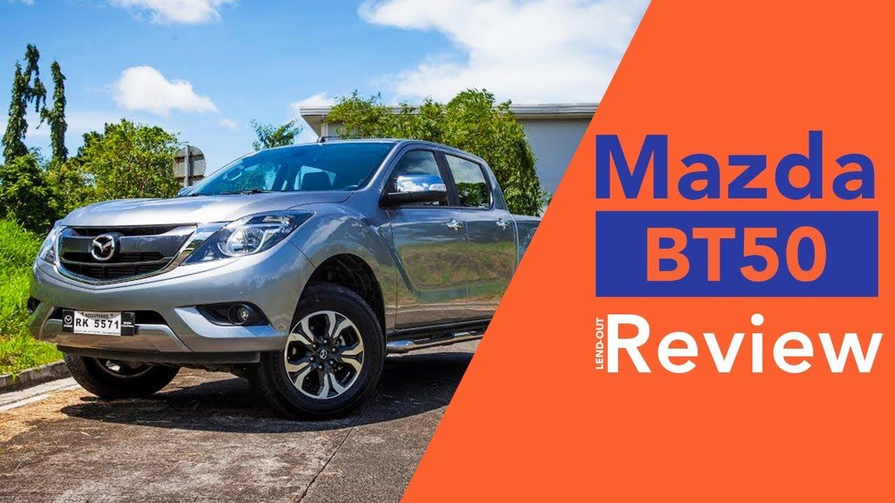 2017 Mazda BT50 3.2L 4x4 A/T Car Review
