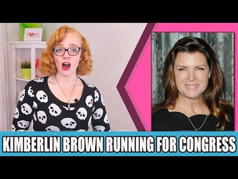 Kimberlin Brown Running for Congress