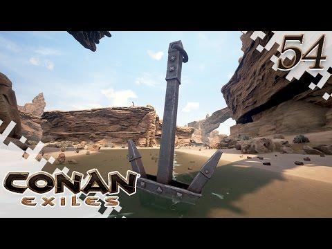CONAN EXILES - Wrecking Face! - EP54 (Gameplay)