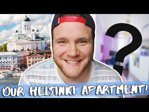 WE FOUND AN APARTMENT IN HELSINKI | Moving to Finland
