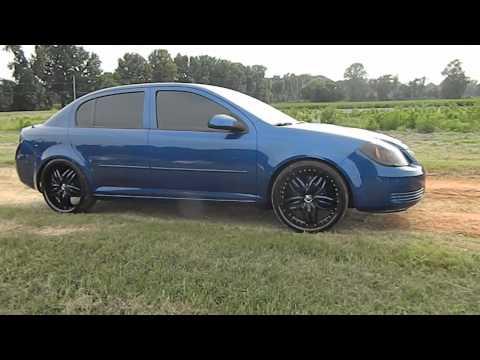 Bagged Chevrolet Cobalt X.i. Car Club (Xplicit Intensionz Car Club) Battle of the Whipz Car Show