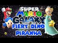 Super Mario Galaxy #104 | Fiery Dino Piranha | Let's Play With Anomulus0