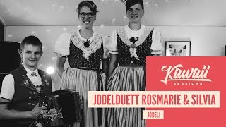 Kawaii Session w/ Jodelduett Rosmarie & Silvia - Jödeli