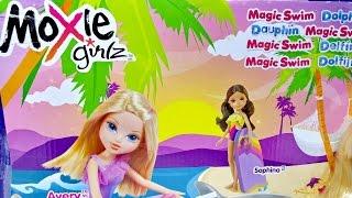Moxie Girlz Magic Swim Dolphin Avery ★ For Kids Worldwide ★