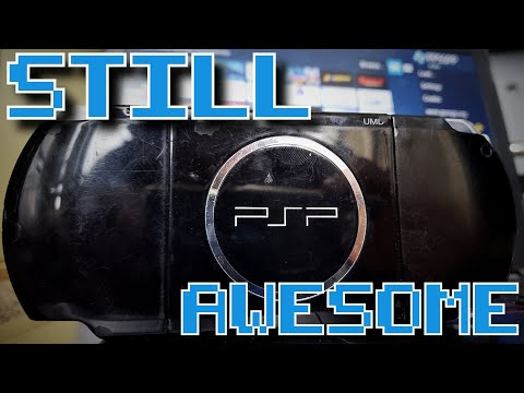 Geek Therapy Radio - The PSP is ancient, so why is it still SO popular and loved?