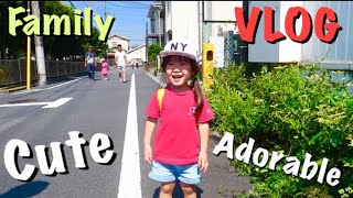 MEET THE CUTEST LITTLE GIRL IN JAPAN (English Subtitle) Vlog