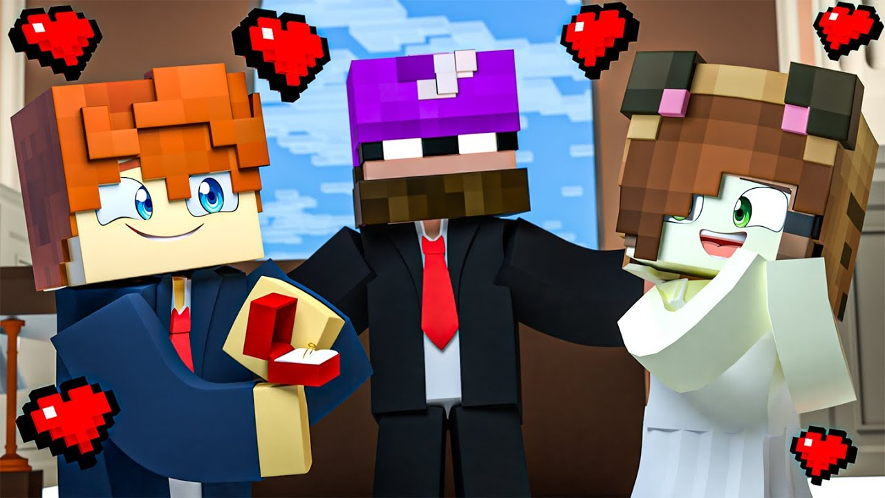 We are getting MARRIED! - Minecraft Academy