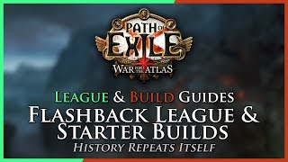 Path of Exile [3.2]: Flashback League & Starter Builds thumbnail