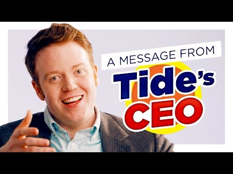 Tide CEO: You Gotta Stop Eating Tide Pods