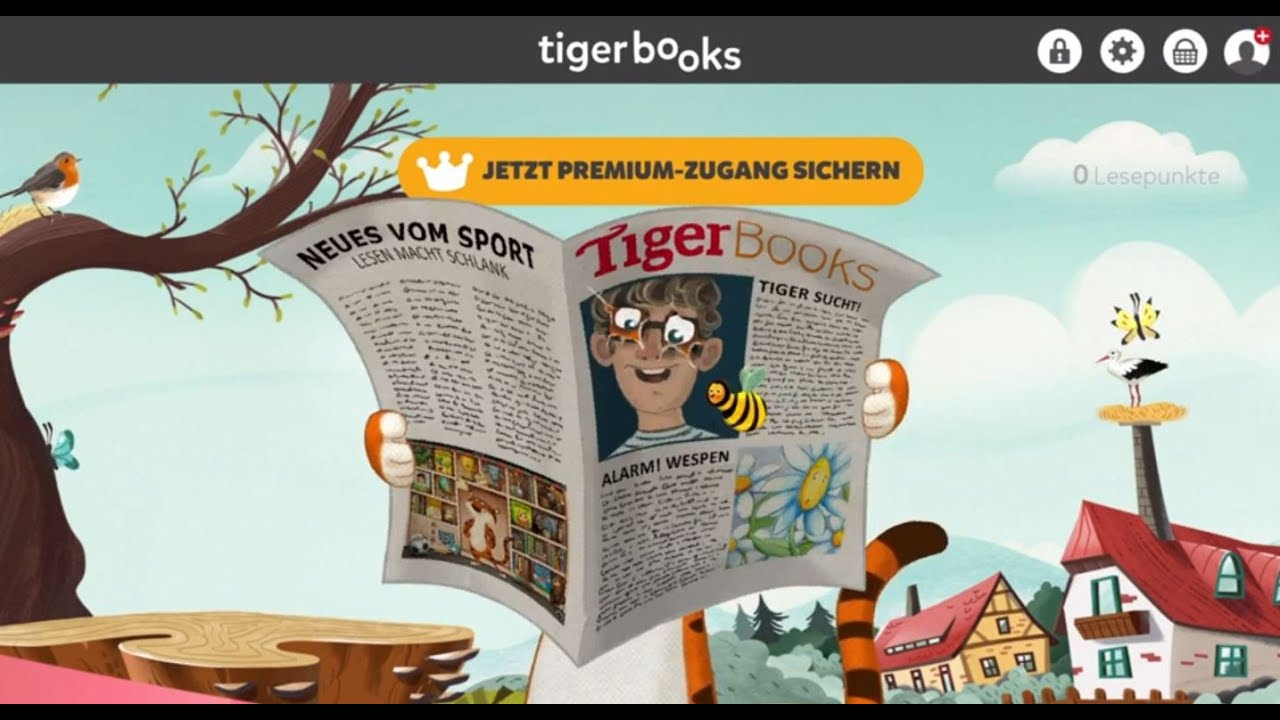 How to - tigerbooks | Stadtbibliothek Essen