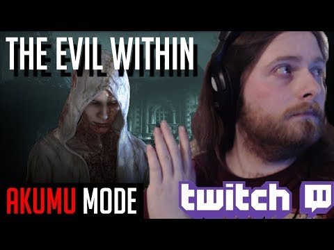 Twitch Stream #8 - Trophy Hunt | The Evil Within: Akumu Mode - Dreading What's To Come [Part 8]