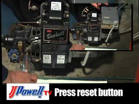 How To Bleed an Oil Furnace  YouTube