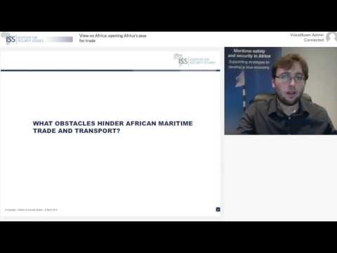 View on Africa: opening Africa's seas for trade