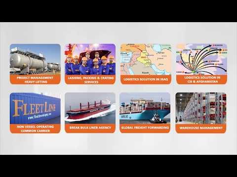 Fleet Line Shipping LLC - Dubai Project Cargo Handling