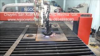 May Cat CNC Plasma   Gas    Plasma CNC Viet Nam