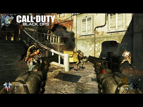 Call Of Duty Black Ops - ZERO To HERO - Black Ops Ranking Up
