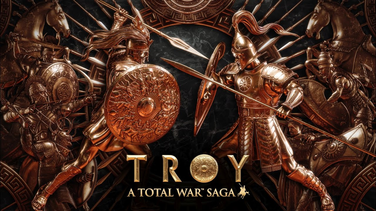 Total War: Troy - Gameplay Reveal