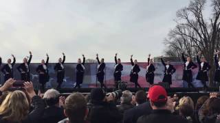 American Tap Company's Presidential Inauguration Performance