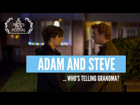 Adam And Steve (An LGBTQ+ Christmas Short)