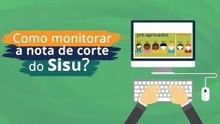 Como monitorar a nota de corte do Sisu?