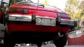 1982 Mitsubishi Colt Mirage Turbo Restoration