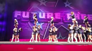Surrey Angels Future Cheer Bournemouth July 2016