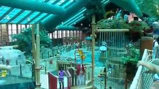 Wild Bear Falls at Westgate Smoky Mountain Resort and Spa, Gatlinburg Tennessee Thumbnail
