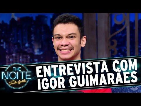 Entrevista com Igor Guimarães  The Noite 291116